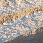 Bloques de piedra para contención de tierras